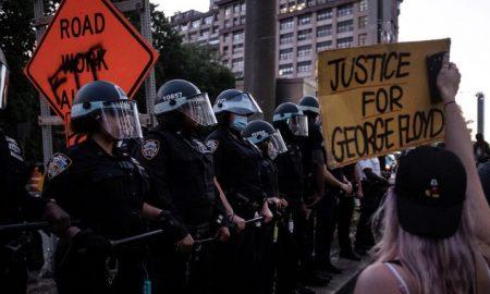 Nueva York, toque de queda, EEUU, saqueos, protestas, antiracismo, supremacismo blanco, Donald Trump