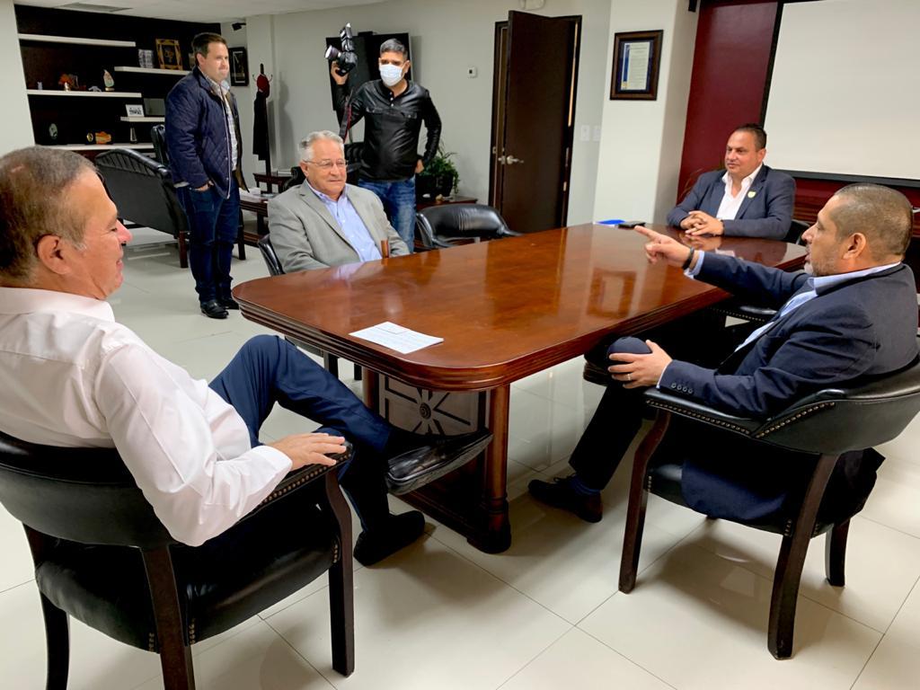 reunión, tacna, alcalde, arturo gonzález, tijuana