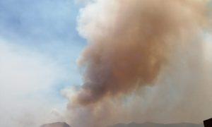 incendios, vientos de Santa Ana, Tijuana,