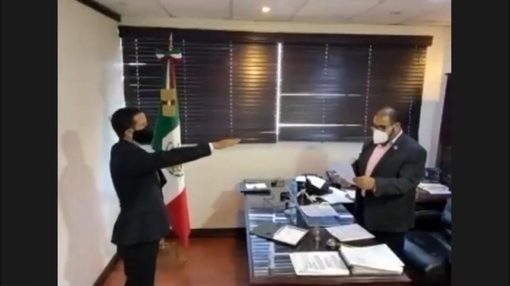 asignación, presidente, Congreso de Baja California,