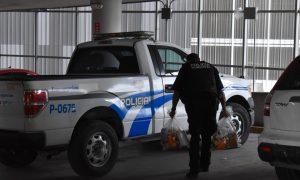 Despensas, oficiales caídos, SSPCM,