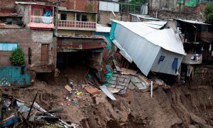 tormenta, Amanda, El Salvador, siniestro, víctimas, Latinoamérica