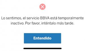 reportan, fallas, BBVA, banco, México, tendencia, twitter