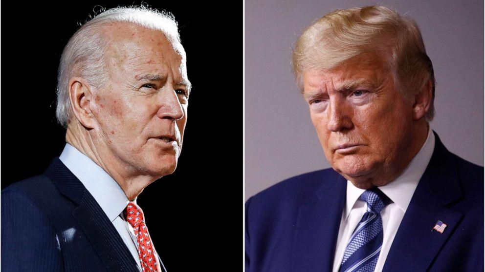 Joe Biden, Donald Trump, demócratas, republicanos, presidencia, EEUU, supremacismo blanco