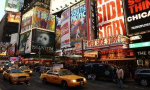 Broadway, Nueva York, EEUU, obras, teatro, espectáculo, covid-19, pandemia