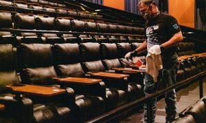California, cines, Covid-19, esparcimiento, Los Ángeles, EEUU
