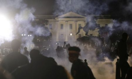 EEUU, toque de queda, protestas, antiracismo, supremacismo blanco, Donald Trump, represión