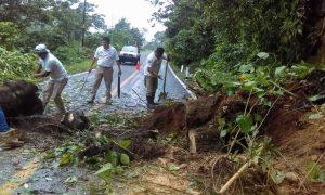 Chiapas, Amanda, tormenta tropical, siniestro, Protección Civil