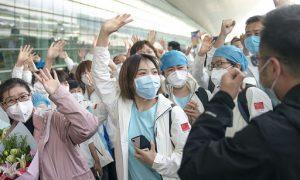 China, pruebas, Covid-19, coronavirus, pandemia, salud internacional