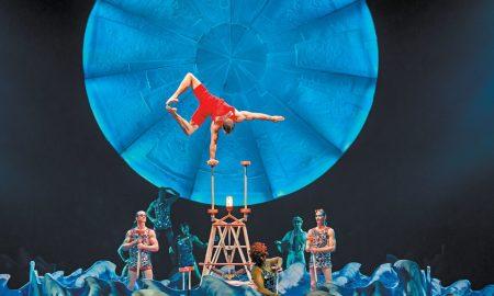 Cirque du Soleil, quiebra, crisis económica, pandemia, covid-19, Las Vegas