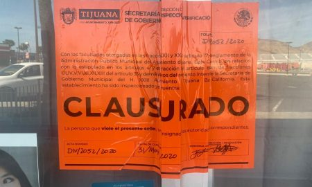 clausuran comercios