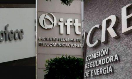 López Obrador, AMLO, IFT, CRE, Cofece, Ricardo Monreal