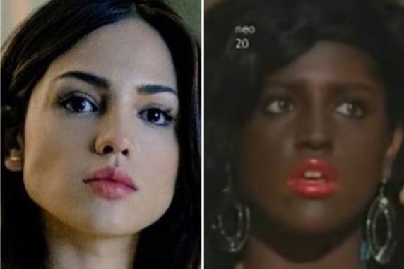 Eiza González, racismo, telenovelas, fotos, acusaciones, twitter