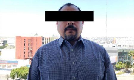 FGE, exdirector, Leyzaola, PAN, Baja California, detenido