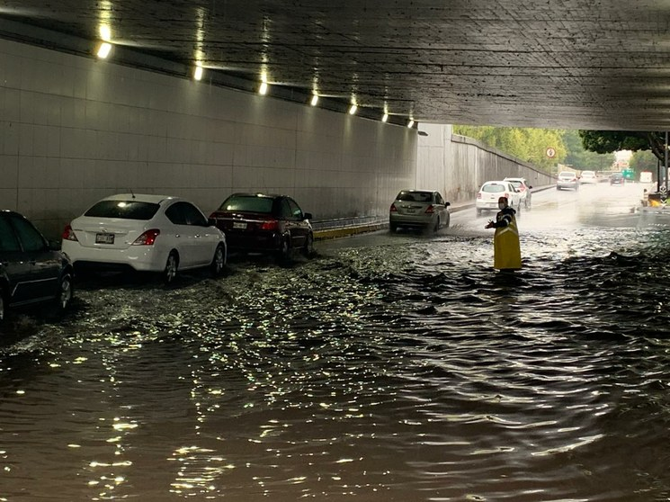 CDMX, lluvias, inundaciones, medio ambiente