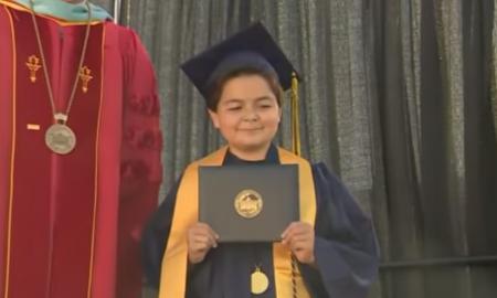 Jack Rico, niño, menor, inteligencia, superdotado, California, educación
