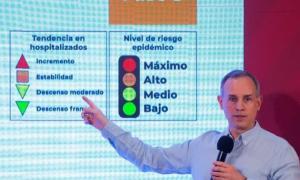 Semáforo Naranja, Covid-19, Ssa, salud, nacional, pandemia, Hugo López-Gatell