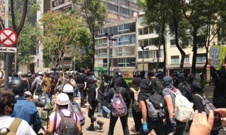 feministas, protesta, marcha, Melanie, Violencia contra la mujer, violencia de género, feminicidios
