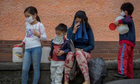Niñez, menores de edad, Covid-19, pandemia, salud pública