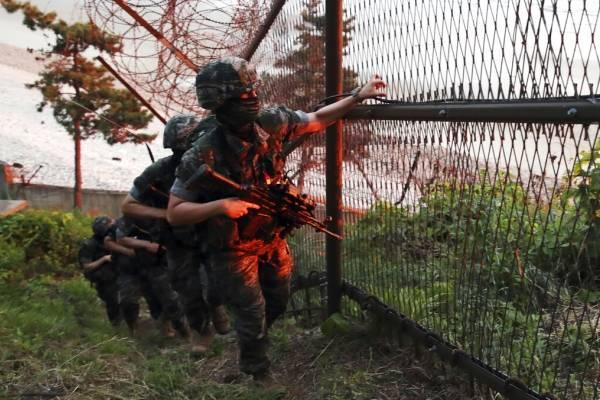 Corea del Norte, destruye, oficina, Corea del Sur, ataque, Pyonyang