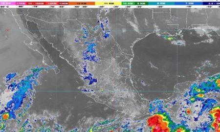 SMN, lluvias, México, Onda Tropical