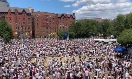 Brooklyn, Nueva York, EEUU, protestas, trans, LGBT, derechos LGBT, Black Trans Live Matters
