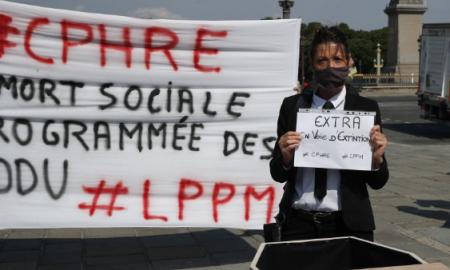 Paris, Francia, protestas, covid-19, pandemia, crisis económica, internacional