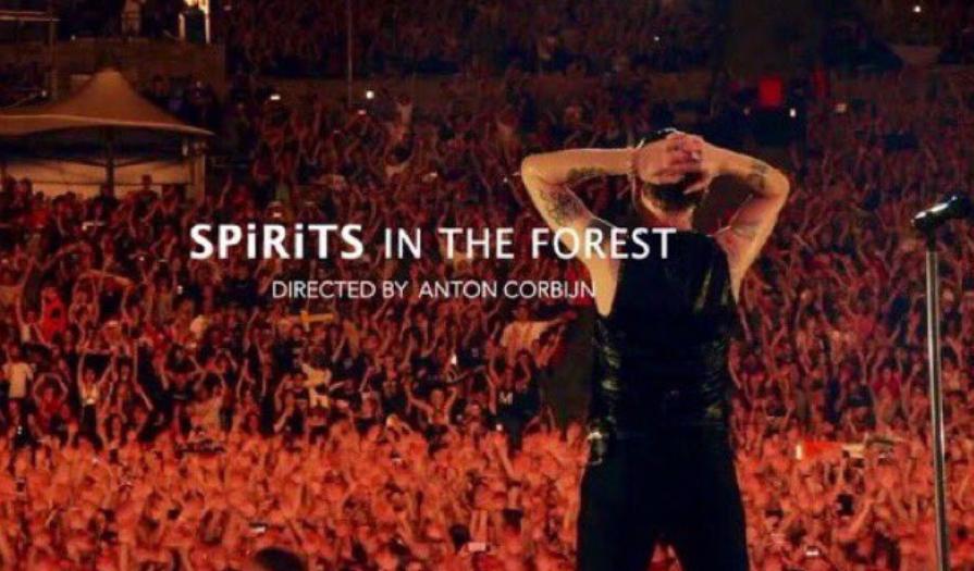 Depeche Mode, documental, música, rock, concierto, streaming