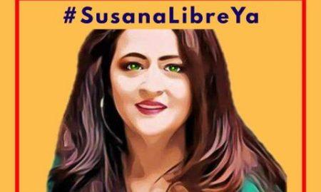 Susana Prieto, López Obrador, conferencia matutina, arrestro, cárcel, injusticia, AMLO