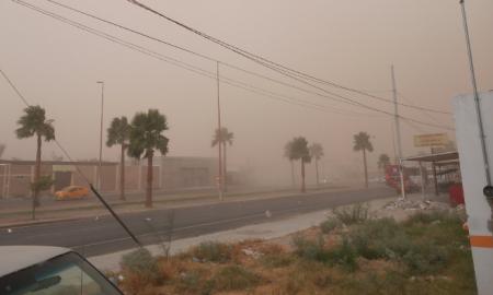Torreón, Coahuila, tierra, medio ambiente, polvo, enfermedades respiratorias, tolvanera