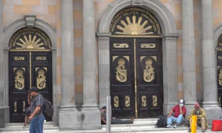 iglesias, Semáforo naranaja, grupo religioso,