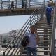 Macroplaza, puente peatonal, Clausura,