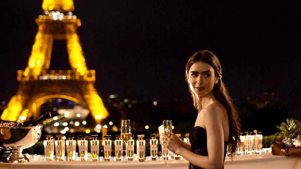 Emily en París, Netflix, serie, Sex and the city, moda, Francia