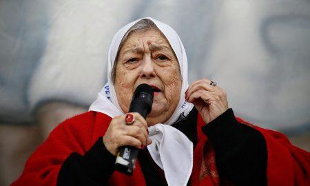 Hebe de Bonafini, Madres, desaparecidos, violencia, amenaza, activismo, Argentina