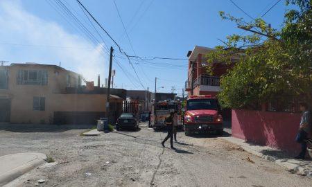 incendio, vivienda, daños, reporte, bomberos