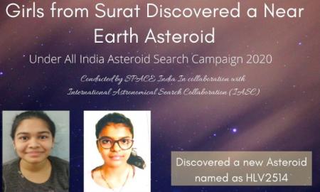 Hawaii, EEUU, India, mujeres, jovenes, asteroride, Universidad de Hawaii