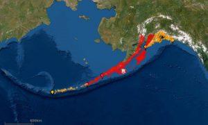sismo, Alaska, tsunami, alerta, cambio climático, medio ambiente