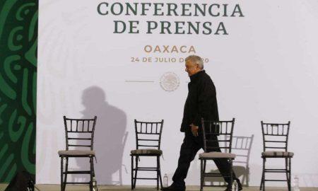 AMLO, Emilio Lozoya, corrupción, comparecer, política, conferencia matutina, Oaxaca