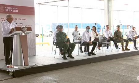 Sedena, Semar, Marina, aduanas, Gobierno Federal, AMLO, Colima