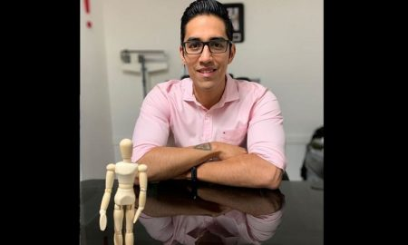 Aries Terrón, nutriólogo, youtuber, amenaza, Bárbara de Regil, dióxido de cloro, anuncio, producto, redes sociales