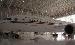 oferta, avión presidencial, AMLO, equipo médico, Banobras