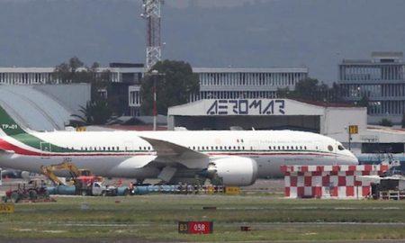 avión presidencial, AMLO, conferencia matutina, Gobierno federal, avión, México