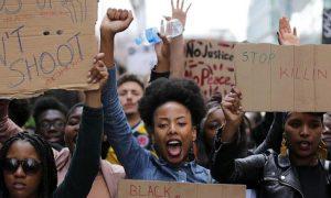 EEUU, Black Lives Matter, paro nacional, racismo, discriminación, protesta