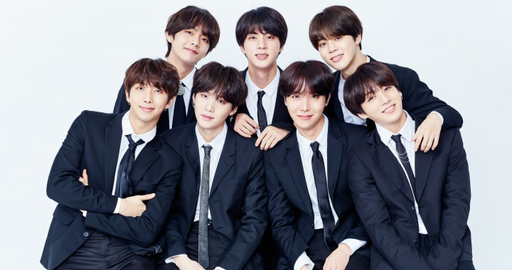BTS, grupo, K-pop