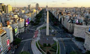 Buenos Aires, Argentina, confinamiento, Covid-19, pandemia, salud publica, Alberto Fernández