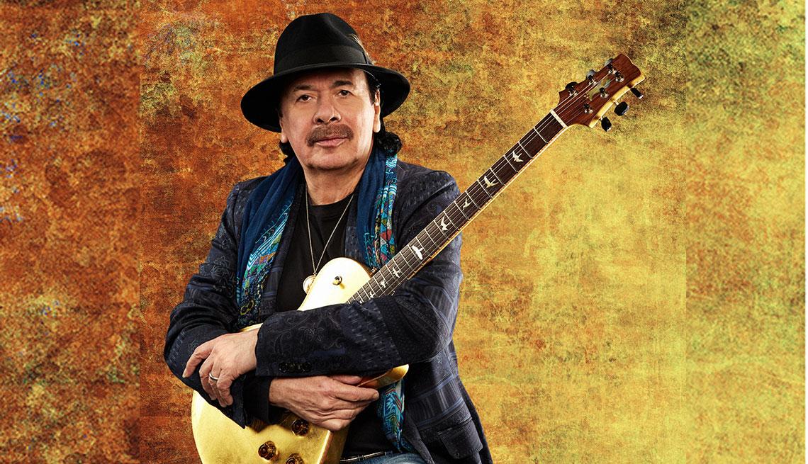 Carlos Santana, cumpleaños, guitarrista, mexicano, músico