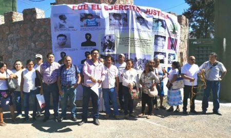 Guerrero, desaparición de personas, Ácapulco, impunidad, manifestación, denuncia pública