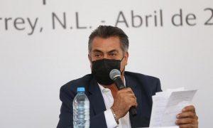 Toque de queda, Nuevo León, Jaime Rodríguez, El Bronco, movilidad, pandemia