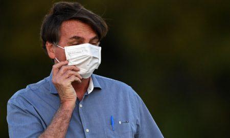 Jair Bolsonaro, Covid-19, Brasil, mandatario, salud, contagios