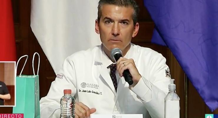 hospital, Nuevo León, Covid-19, salud pública, Juan Luis González, secretario de Salud